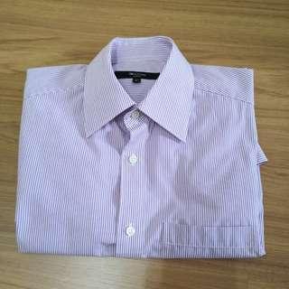G2000 Formal Shirt Slim Fit (Purple)