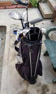 Whole Set Golf Clubs