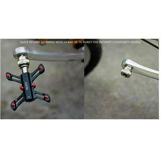PD-F57 Bicycle Quick Release Bike Pedals For Folding Bike