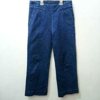 Kulot Jeans / Jeans Lebar