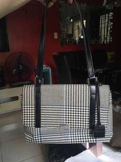 Plaid Vintage Ralph Lauren Bag