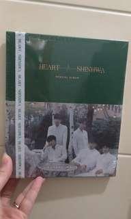 神話 Shinhwa twenty special album