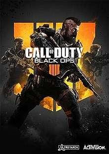 🚚 PS4 Call of duty black ops