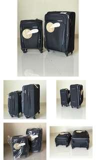 New American Tourister 2 in 1 luggage set