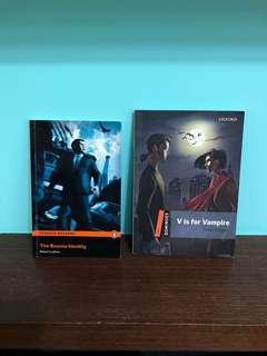 適合國中生閱讀的英文小說