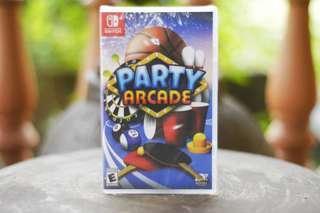 [NEW & SEALED] Nintendo Switch Party Arcade