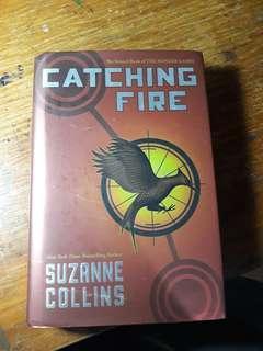 Catching Fire (Hardbound)