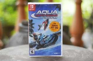 [NEW & SEALED] Nintendo Switch Aqua Moto Racing Utopia