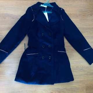 Wool coat / winter coat