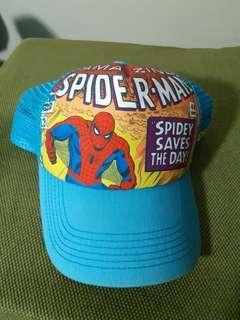 New Era Marvel Adjustable Strap Cap Spiderman Saves NOT Nike Reebok Adidas Motuc Dc Aquaman Superman Under Armour Lemonlulu