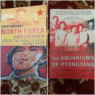 North Korea Undercover and Aquariums of Pyongyang