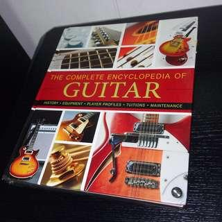 The Complete Encyclopedia of GUITAR