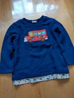 Mikihouse sweater 110cm