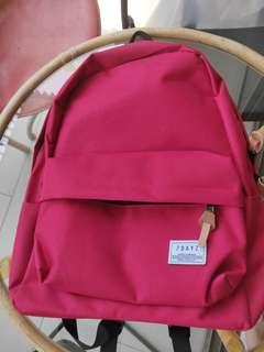 7DAYZ RED BACKPACK