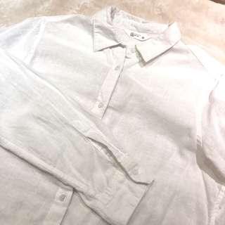 🚚 NET 棉麻襯衫