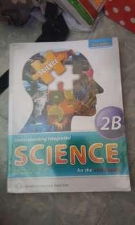Understanding integrated science 2B