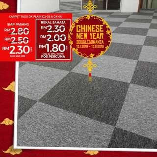 Dress up your Floor With Carpet Tiles!!