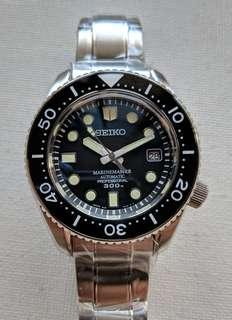 Seiko SBDX001 Marine Master 300 Homage with Dial and Hands Upgrade