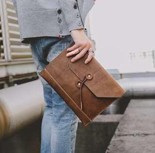 6a7cbc1c103d7 Bargain Price ; Classic EMELDA ZEGNA Men's Clutch Bag, Men's Fashion ...
