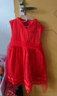 🚚 BN Chinese New Year Dress