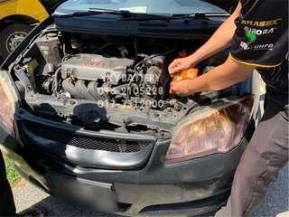 Kereta Bateri Toyota Vios , Niko MF NS60L