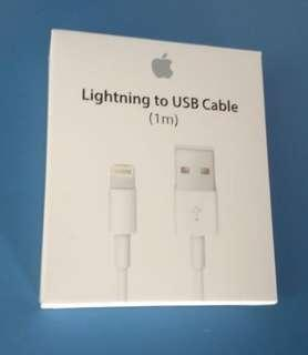 $5 NOW! CNY SALES! iPhone Cable 1m
