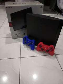 Play Station 3+2 new controller