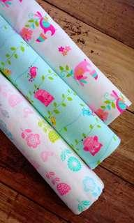 Baby Swaddles & Blankets Cotton Flannel