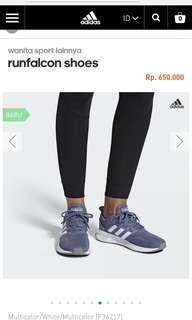 Adidas Runfalcon Shoes Original