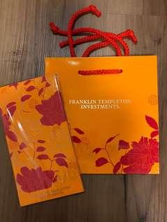 Franklin Templeton Investments Red packets 2019