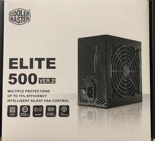 Cooler Master Power Supply Elite v2 500W