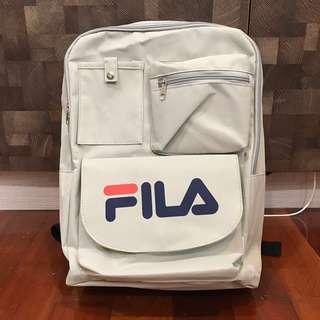🚚 日本帶回 FILA 古著感 運動風 後背包