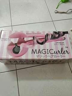 Hair Curler - magic curler