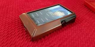 IRIVER ASTELL&KERN AK 380 INCAS LEATHER CARRYING CASE COVER