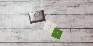 Kate Spade Card Holder Anthracite