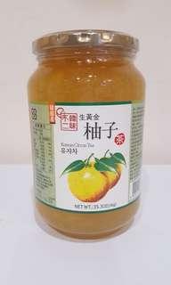 🚚 柚子茶