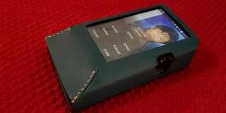 IRIVER ASTELL&KERN AK 380 LEATHER CARRYING CASE COVER