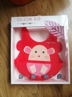 Silicon bib (Further reduction)