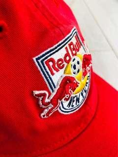 🚚 BNWT Adidas New York Red Bull MLS team cap