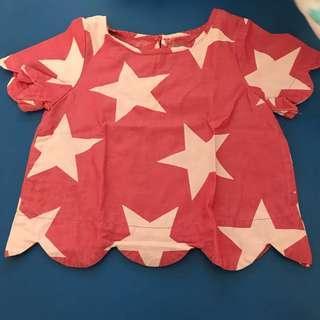 Preloved Oshkosh Star