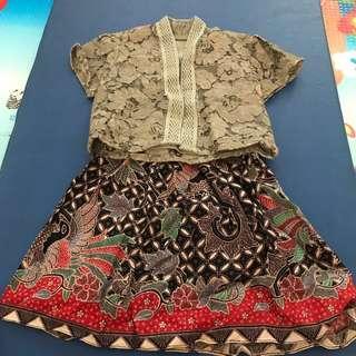 Kebaya Batik Set