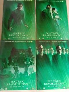 POSTER - MATRIX - LIMITED EDITION
