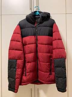 Authentic Hollister Winter Puffer Jacket