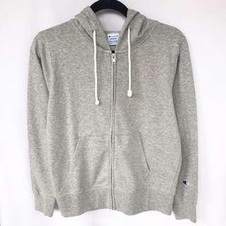 CHAMPION Basic Jacket - Grey