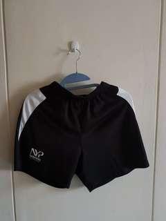 🚚 NYP DRY FIT Shorts