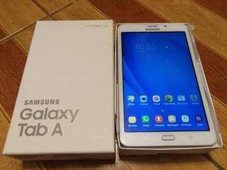 Samsung Galaxy Tab A 2016 White 4G LTE