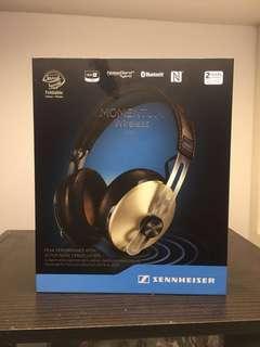 全新未折盒有保養Sennheiser Headphone無線耳機