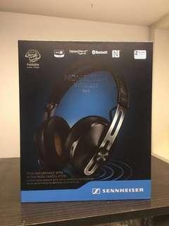 全新未折盒有保養 Sennheiser Headphone無線耳機
