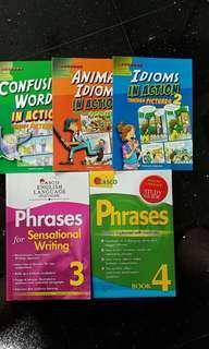 English Guide Books