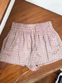 Shorts from Zara